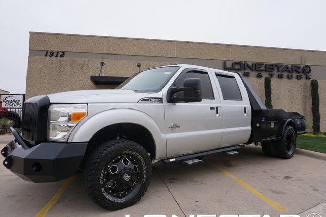 2014 Ford F-350 Super Duty Chassis Lariat Crew Cab DRW 4WD