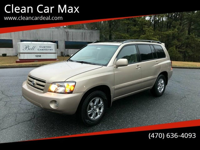 2007 Toyota Highlander Limited V6