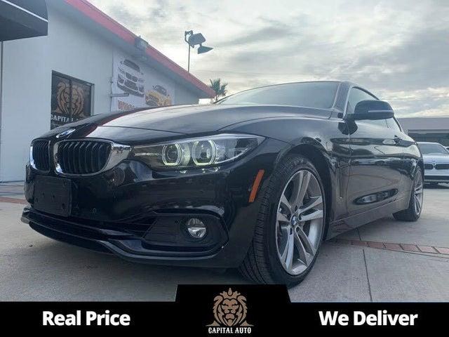 2018 BMW 4 Series 440i Coupe RWD