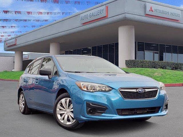 2018 Subaru Impreza 2.0i Sport Sedan AWD