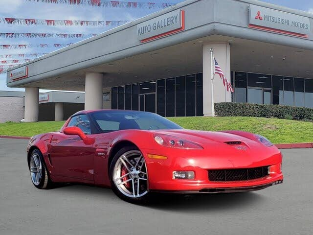 2007 Chevrolet Corvette Z06 Coupe RWD