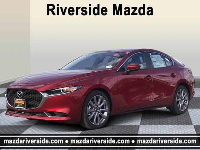 2021 Mazda MAZDA3 Preferred Sedan AWD