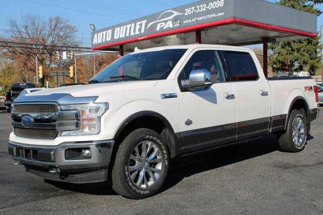 2018 Ford F-150 King Ranch SuperCrew LB 4WD