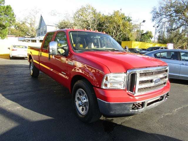 2007 Ford F-350 Super Duty XLT Crew Cab