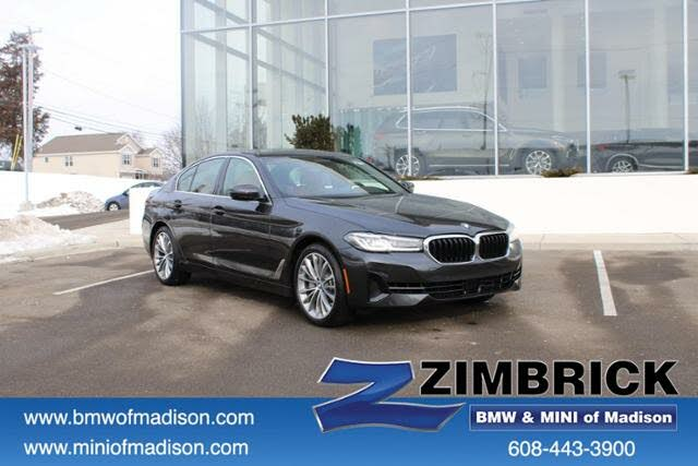 2021 BMW 5 Series 540i xDrive AWD