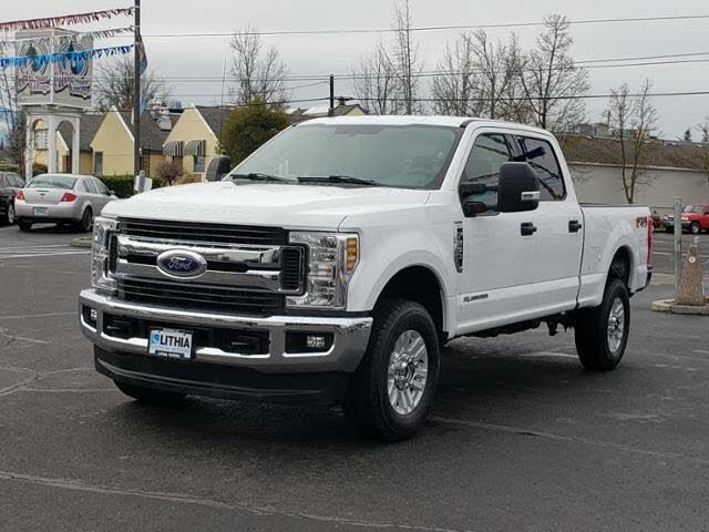 2019 Ford F-250 Super Duty XLT Crew Cab 4WD