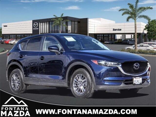 2020 Mazda CX-5 Touring FWD