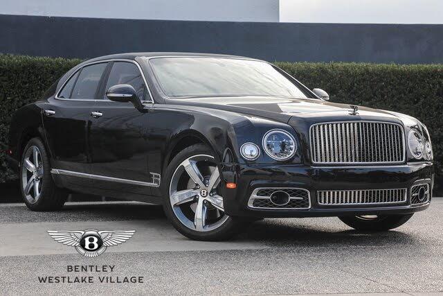 2019 Bentley Mulsanne Speed RWD