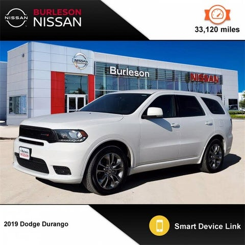 2019 Dodge Durango GT Plus RWD