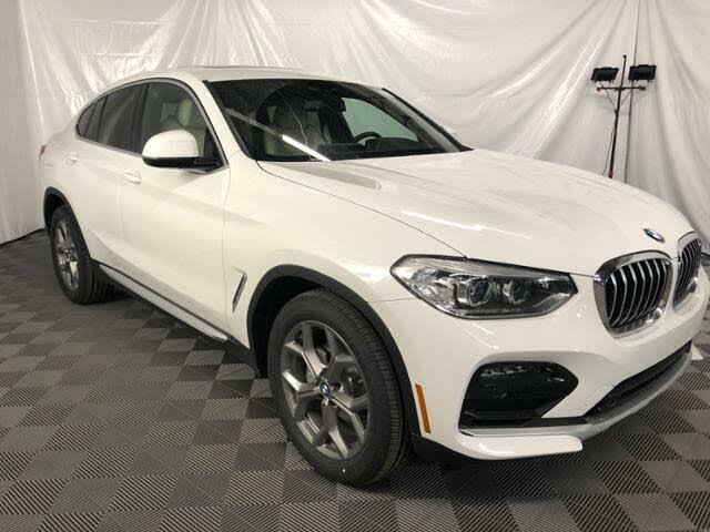 2021 BMW X4 xDrive30i AWD