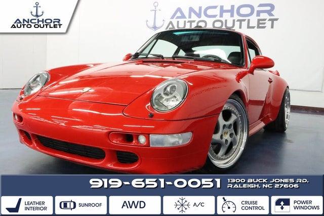 1996 Porsche 911 Turbo AWD
