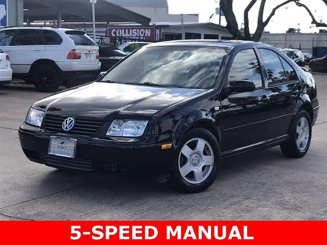 1999 Volkswagen Jetta New GLS TDi Turbodiesel