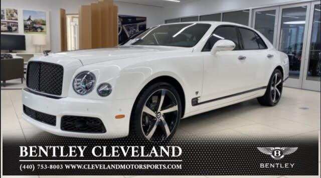 2020 Bentley Mulsanne Speed RWD