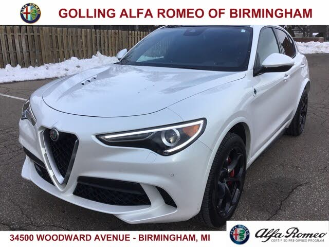 2018 Alfa Romeo Stelvio Quadrifoglio AWD