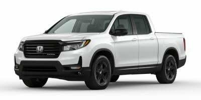 2021 Honda Ridgeline Black Edition AWD