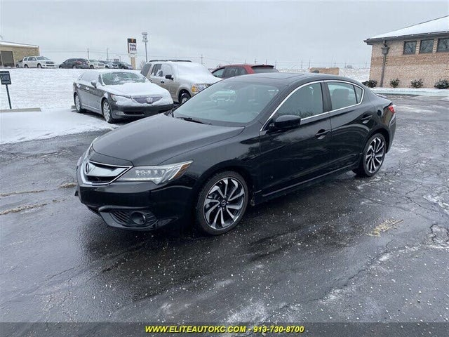 2016 Acura ILX FWD with Technology Plus and A-Spec Package