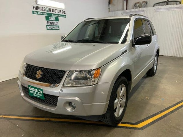 2009 Suzuki Grand Vitara Luxury