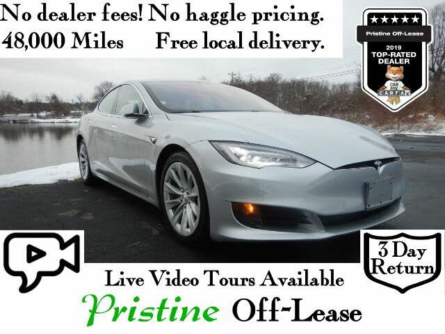 2017 Tesla Model S 75D AWD