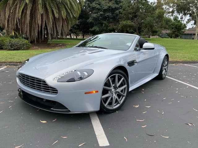 Used 2011 Aston Martin V8 Vantage S Roadster Rwd For Sale With Photos Cargurus