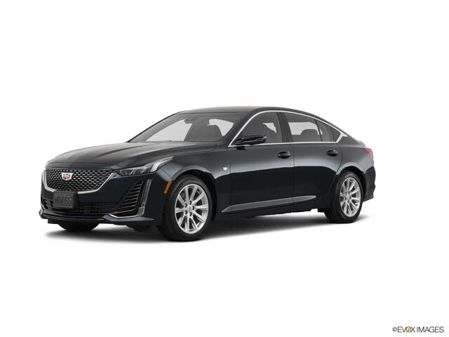 2021 Cadillac CT5 Luxury Sedan AWD