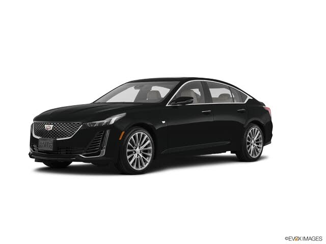 2021 Cadillac CT5 Premium Luxury Sedan AWD