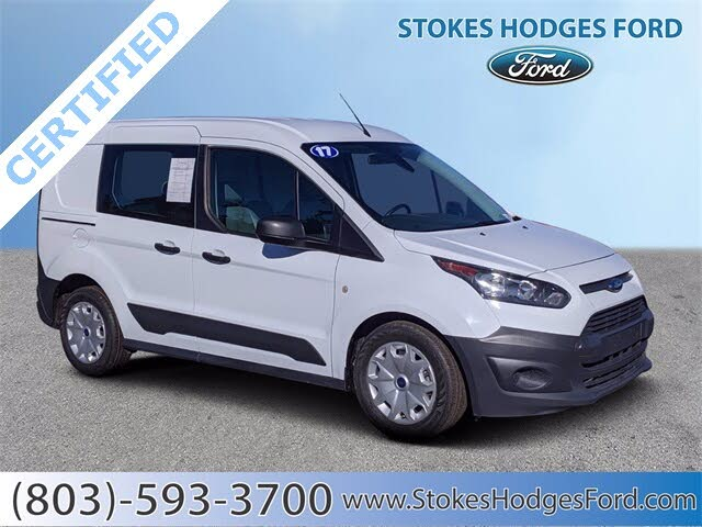 2017 Ford Transit Connect Cargo XL FWD with Rear Cargo Doors