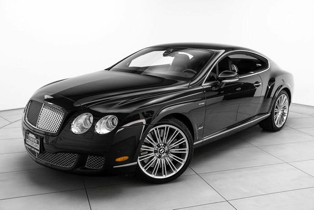 2009 Bentley Continental GT Speed AWD