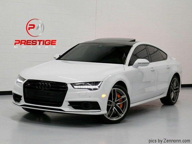2016 Audi S7 4.0T quattro AWD