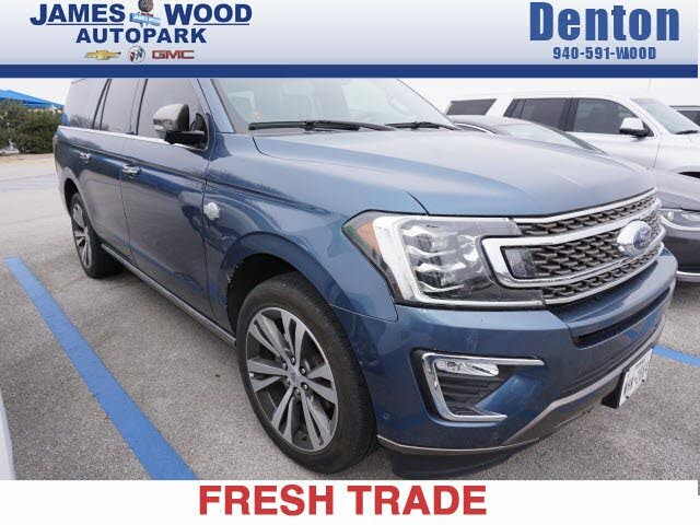 2020 Ford Expedition MAX King Ranch RWD