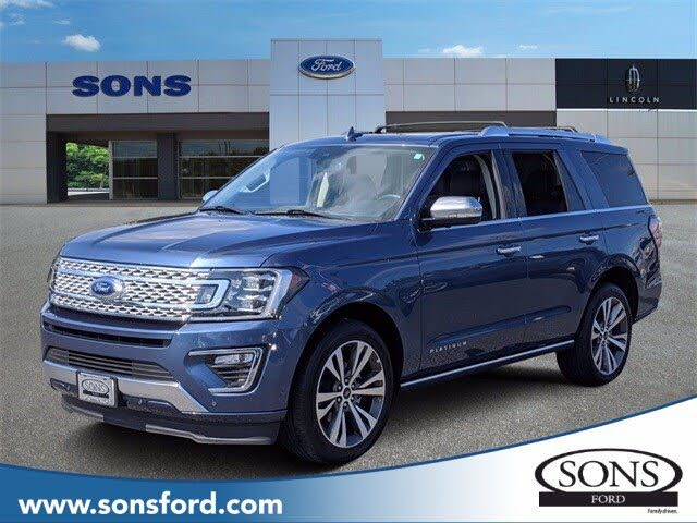 2020 Ford Expedition Platinum RWD