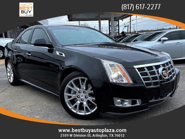 2012 Cadillac CTS 3.6L Premium RWD