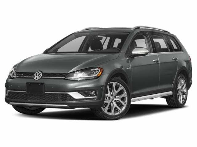 2018 Volkswagen Golf Alltrack S 4Motion AWD