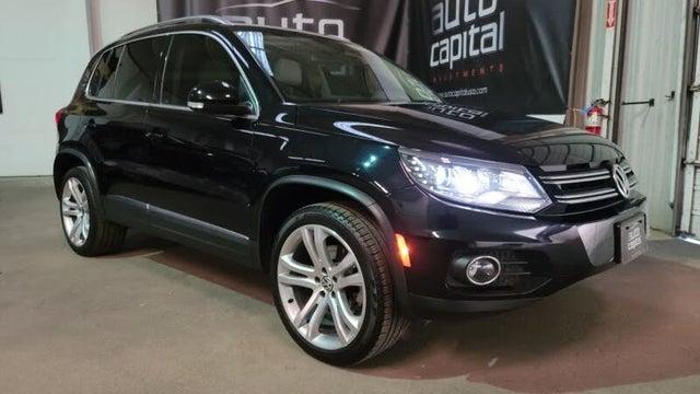 2016 Volkswagen Tiguan SEL 4Motion