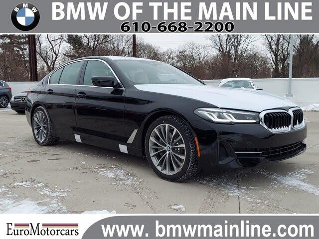 2021 BMW 5 Series 530i xDrive AWD