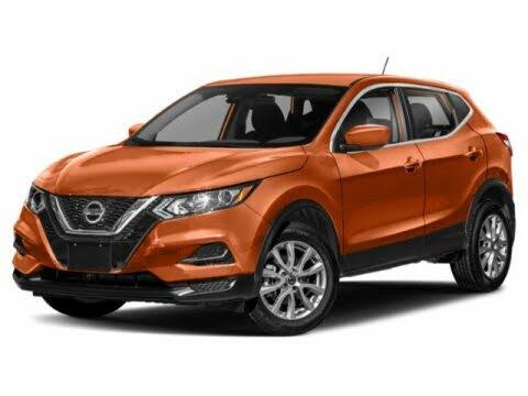2021 Nissan Rogue Sport S FWD