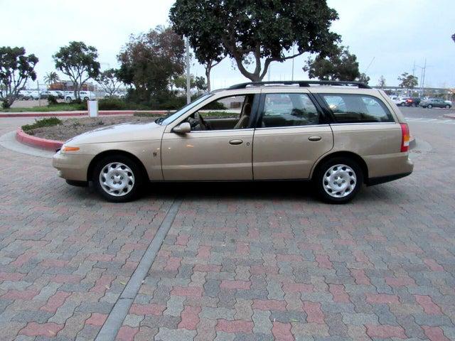 2000 Saturn L-Series 4 Dr LW1 Wagon