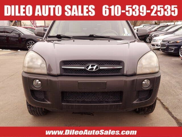 2007 Hyundai Tucson SE 4WD