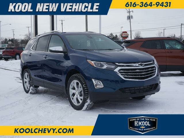 2021 Chevrolet Equinox Premier AWD with 1LZ