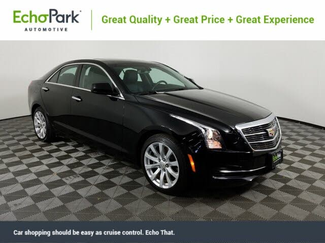 2017 Cadillac ATS 2.0T RWD