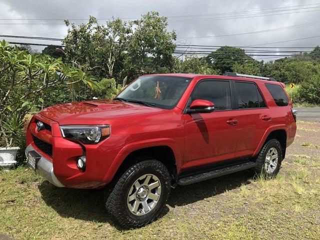 2016 Toyota 4Runner Trail Premium 4WD