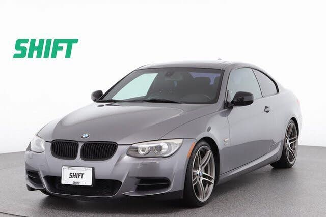 2011 BMW 3 Series 335is Coupe RWD