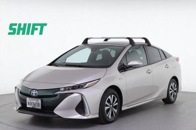2017 Toyota Prius Prime Plus