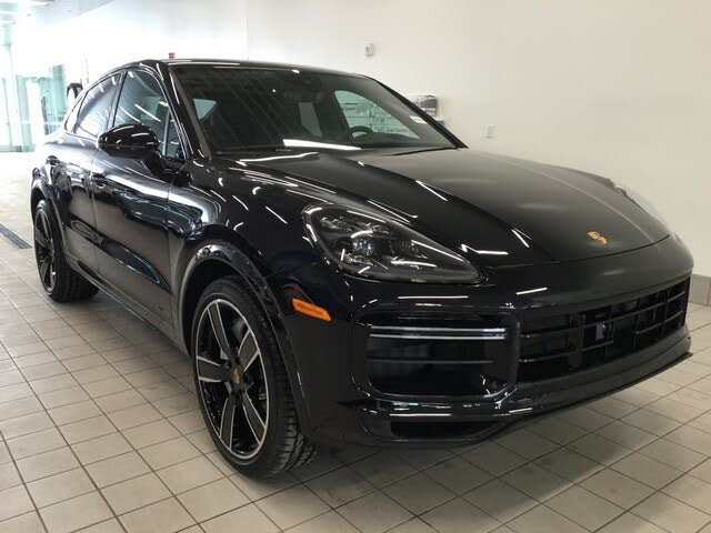 2020 Porsche Cayenne Turbo Coupe AWD