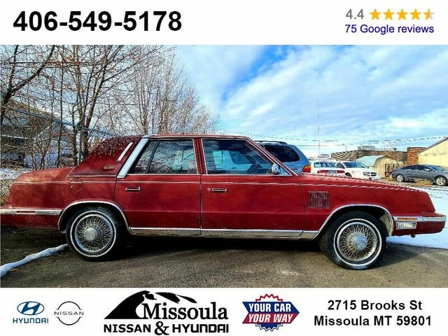 1983 Chrysler New Yorker Base