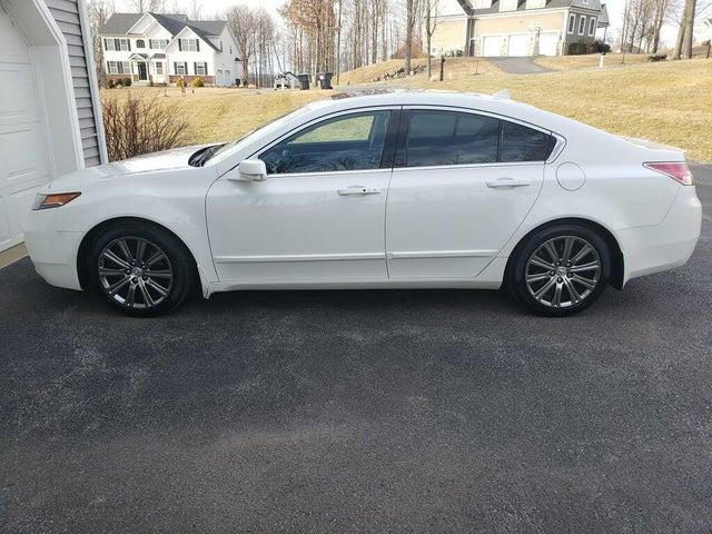 2014 Acura TL Special Edition FWD