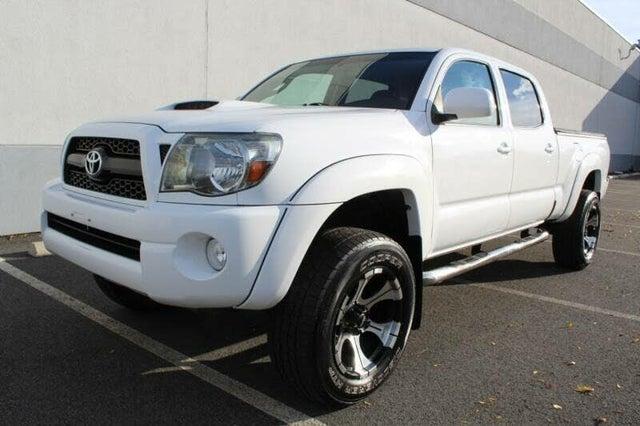 2011 Toyota Tacoma PreRunner Double Cab LB V6