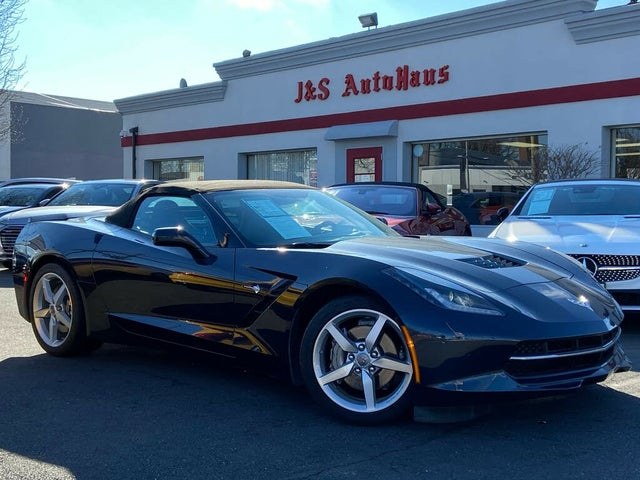 2014 Chevrolet Corvette Stingray 3LT Convertible RWD