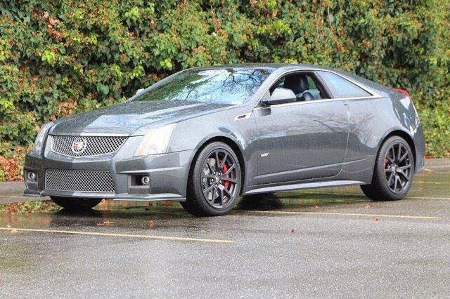 2014 Cadillac CTS-V Coupe RWD
