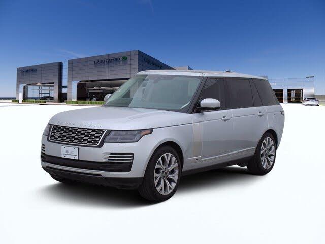 2020 Land Rover Range Rover Autobiography V8 LB 4WD