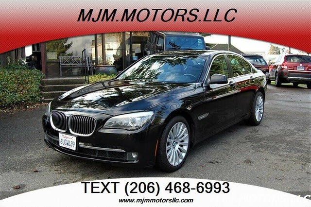 Used Bmw 7 Series For Sale With Photos Cargurus